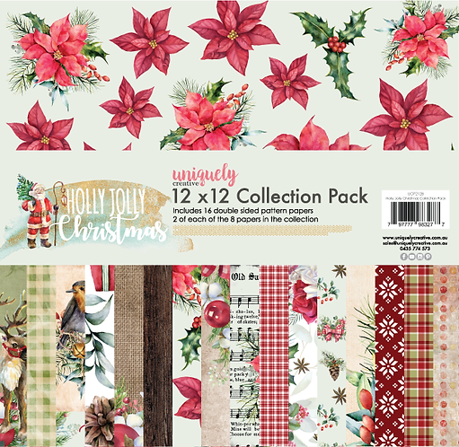 Holly Jolly Christmas Collection Pack