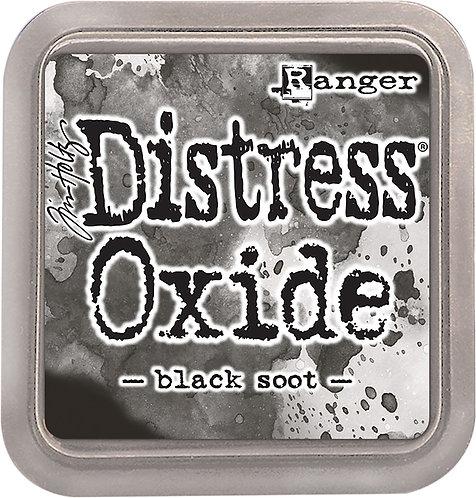 Tim Holtz Distress Oxides Ink Pad-Black Soot