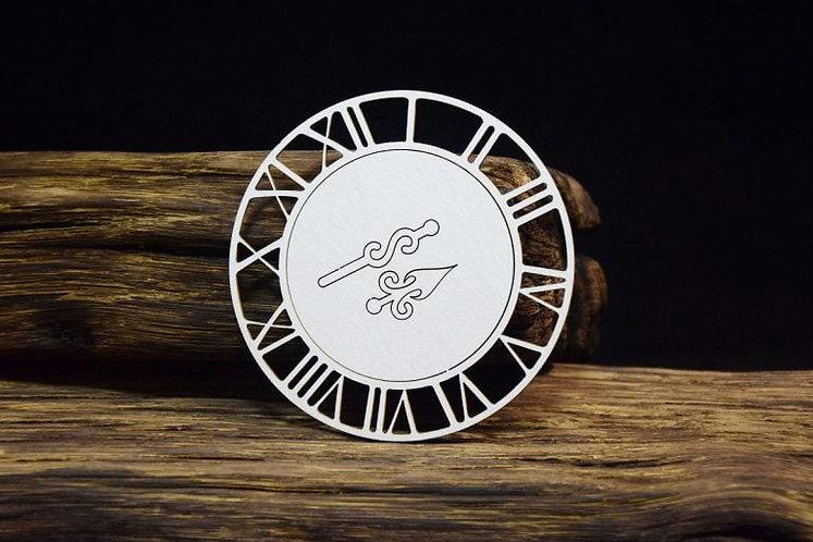 Industrial Factory – Big clock