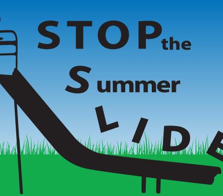 """Preventing the """"Summer Slide"""""""