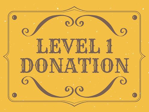 Level 1: Chromebook Lab Donation