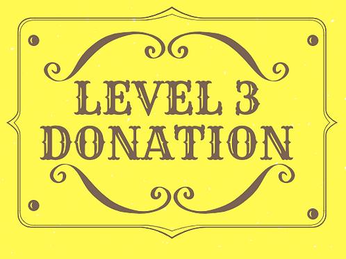 Level 3: Chromebook Lab Donation