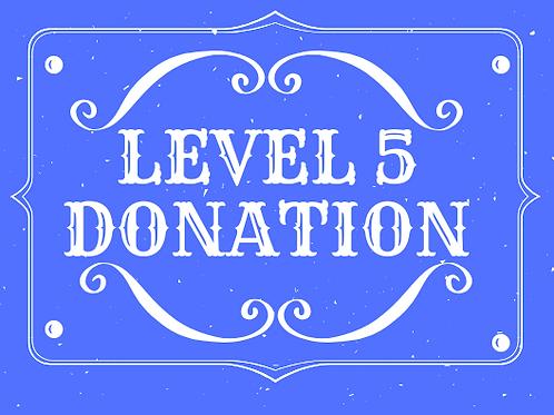 Level 5: Chromebook Lab Donation