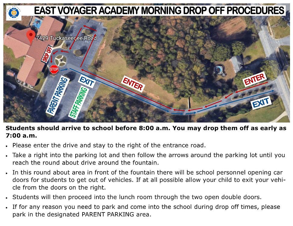 EVA Morning Drop off procedures.jpg