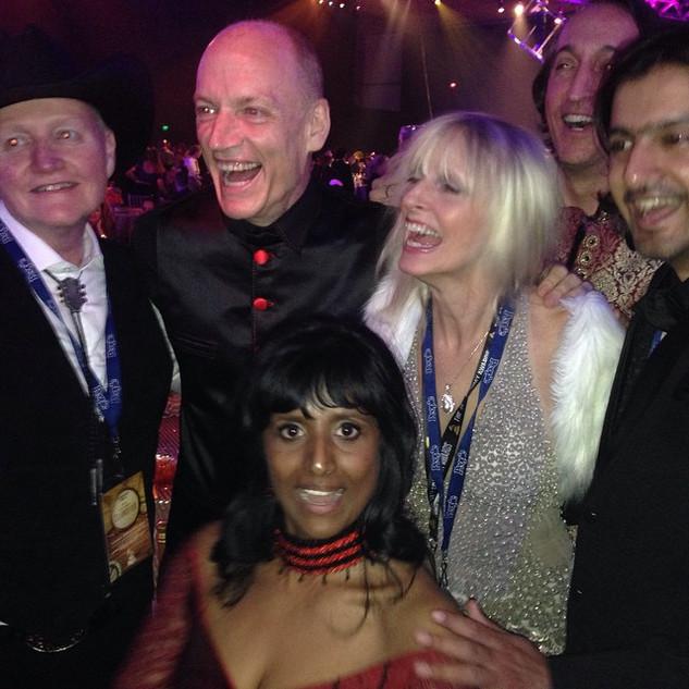 Fun at the Grammys