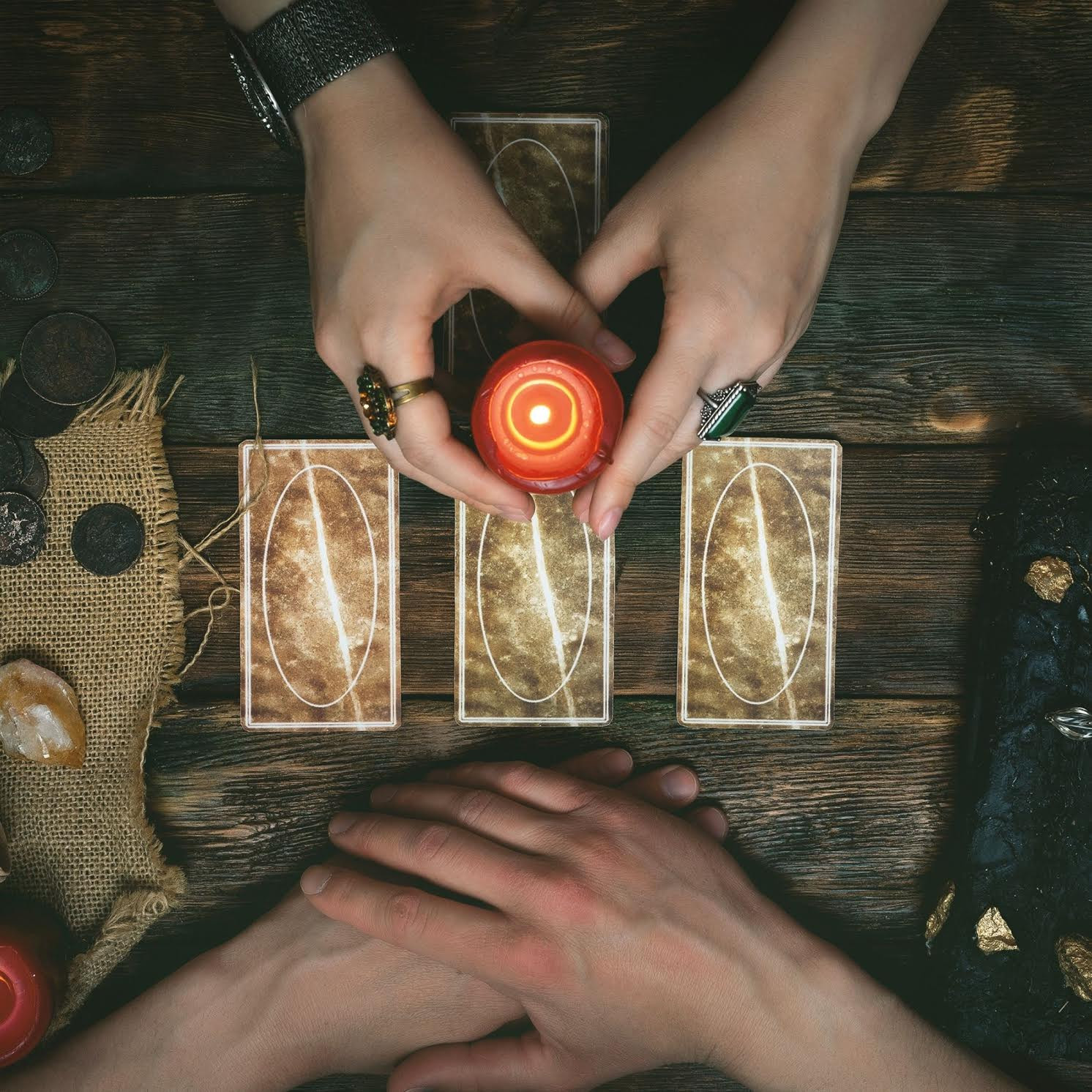 Tarot readings- members only for now