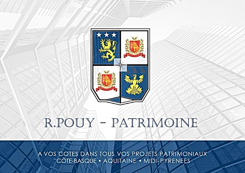 Présentation Cabinet R.POUY - PATRIMOINE