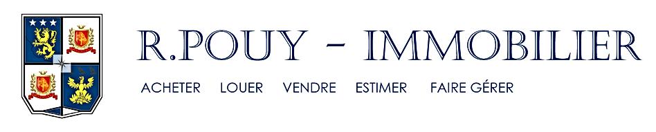 Logo Agence R.POUY - IMMOBILIER- Communi