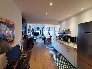 Grand Loft BAYONNE 122 m² - Terrasse Gra