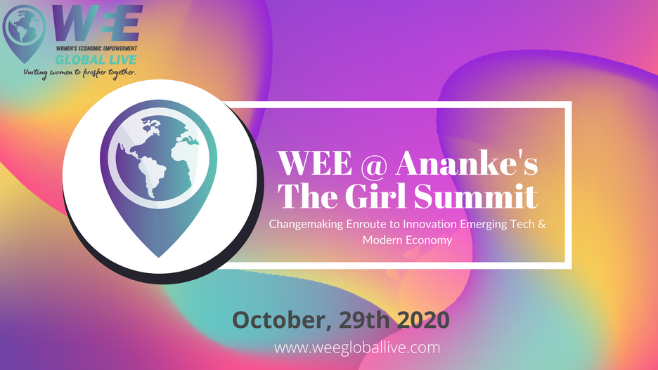 Join us at The Girl Summit Panel