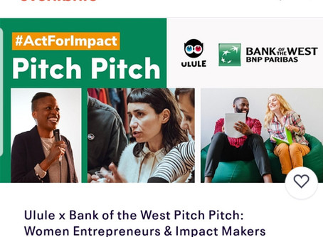 WOMEN TAKE THE LEAP TO PITCH & LEARN CROWDFUNDING