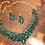 Thumbnail: Azalea Green Emerald Set