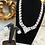 Thumbnail: Princess Diana Statement Necklace Set