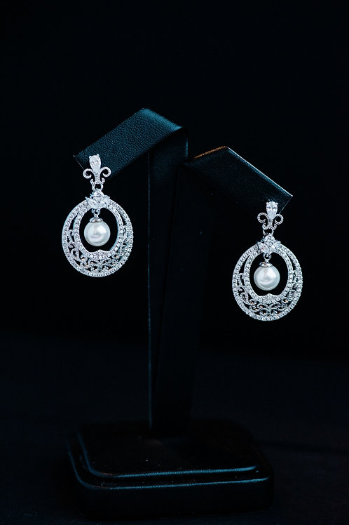 The Rosaline Earrings