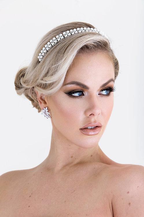Dripping in Pearls Headband