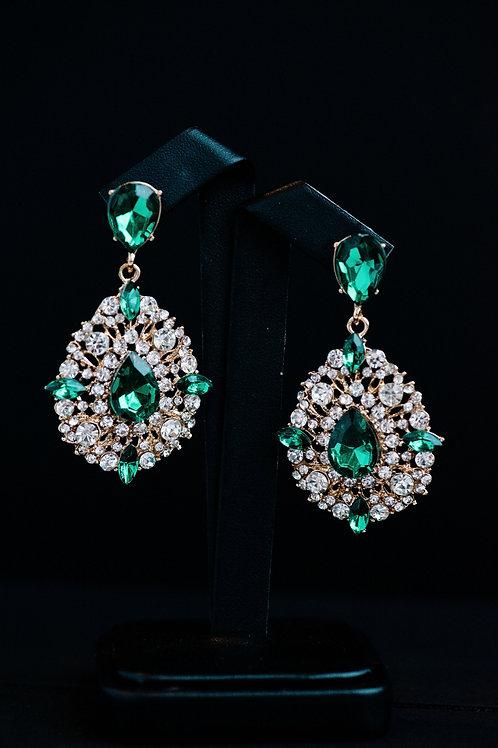 Hydrangea Earring