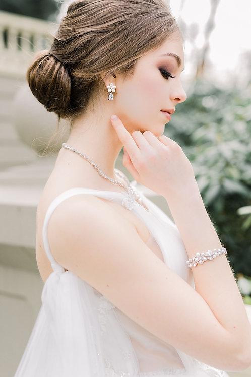 Victoria Pearl Bracelet