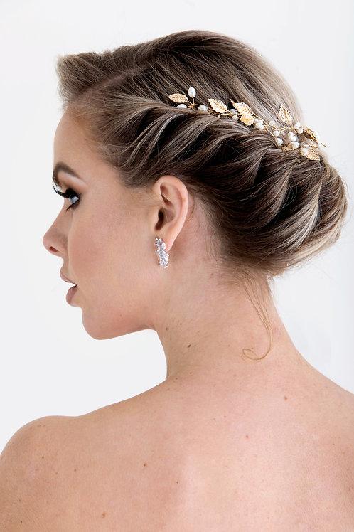 Angelic Hair vine in Gold