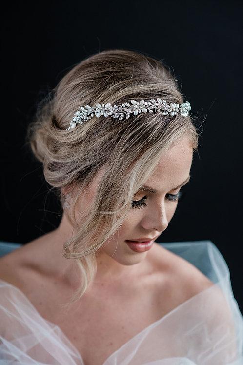 The Rosa Curved Headband