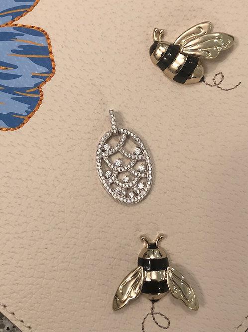 The Pinecone Pendant