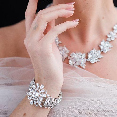 The Timeless Dimond Cut Bracelet