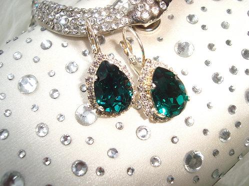 Royal Freesia Earring