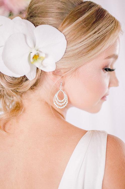 The Hosta Earrings