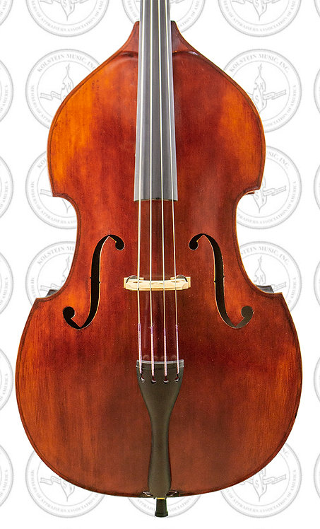 Liandro DiVacenza™ Mittenwald Handcarved Orchestral Model DB-500 Bass Violin