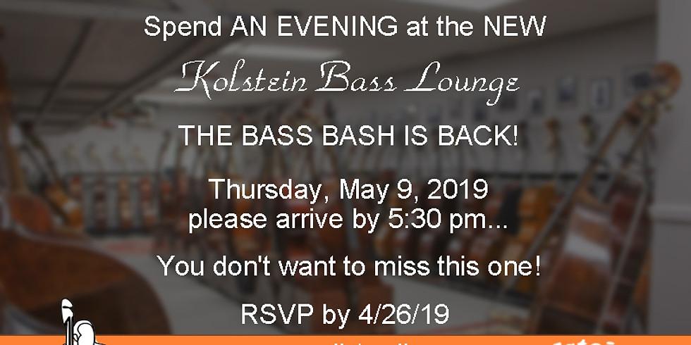Kolstein Bass Lounge Bass Bash!