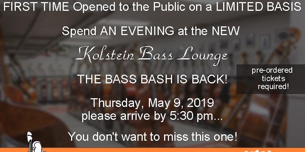 Kolstein Bass Lounge Bass Bash! (TICKET REQUIRED)