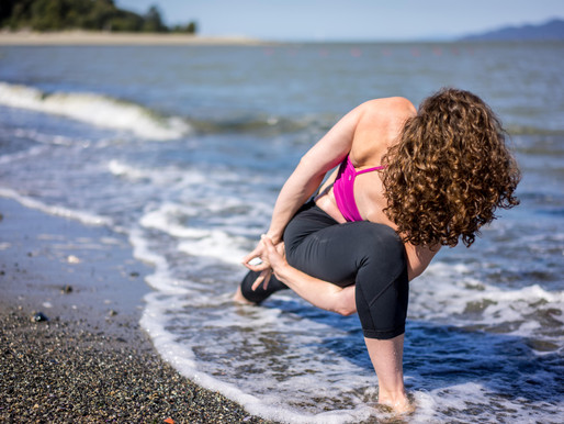 A Day in the Life of a Yoga & Fitness Instructor...