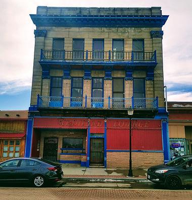 Trinidad Lounge storefront