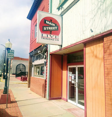 Main Street Live storefront