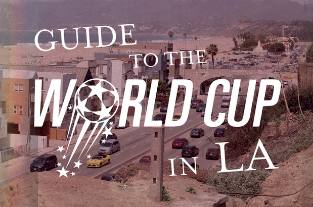 Mundial x LA Galaxy