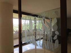 Glass Canvas
