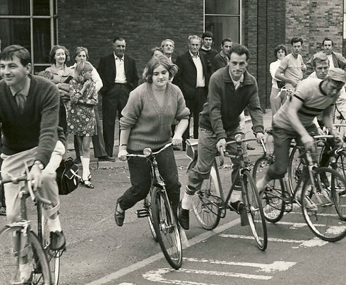 Ely City Cyclists 1970s