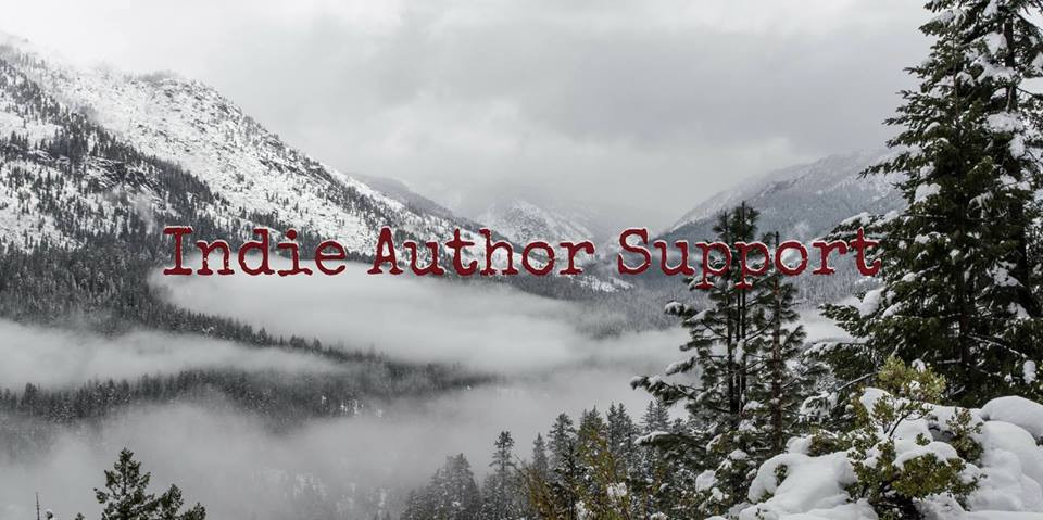 Indie author support facebook group