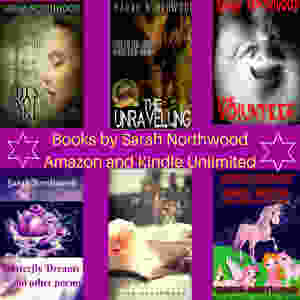 Books by fiction author Sarah Northwood