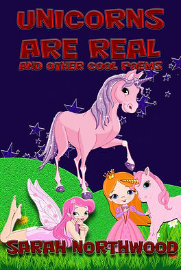 Unicorns kids book