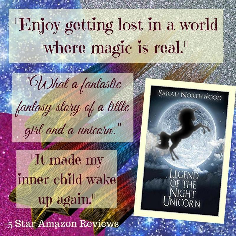 Legend of the Night Unicorn, a 5 star kids book