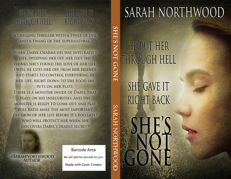 She's Not Gone Cover photo