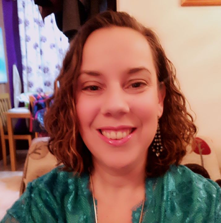 Fiction author Sarah Northwood