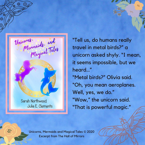 Excerpt 1 Unicorns, Mermaids and Magical