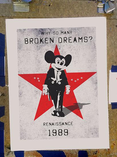 Why so many broken dreams?