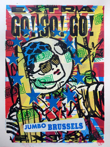 Jumbo Brussels - by Johnnyx