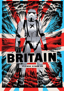Britain, Please Stand By - by Johnnyx