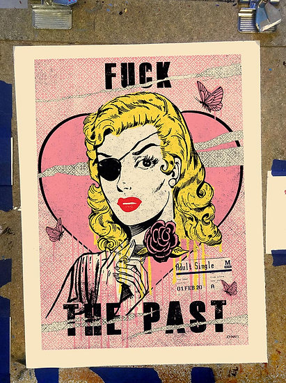 Fuck the Past ~ Valentine