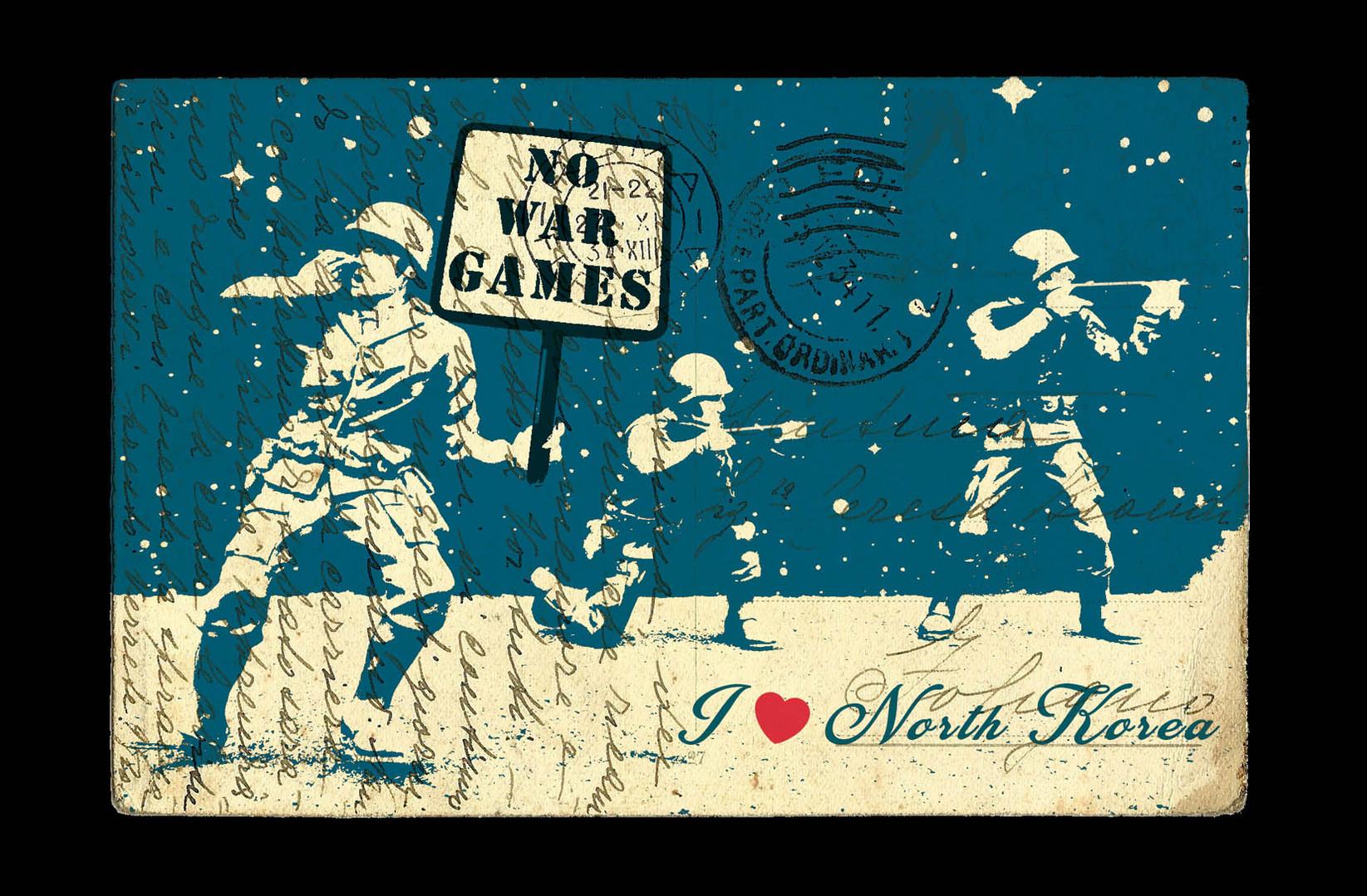 no war games small
