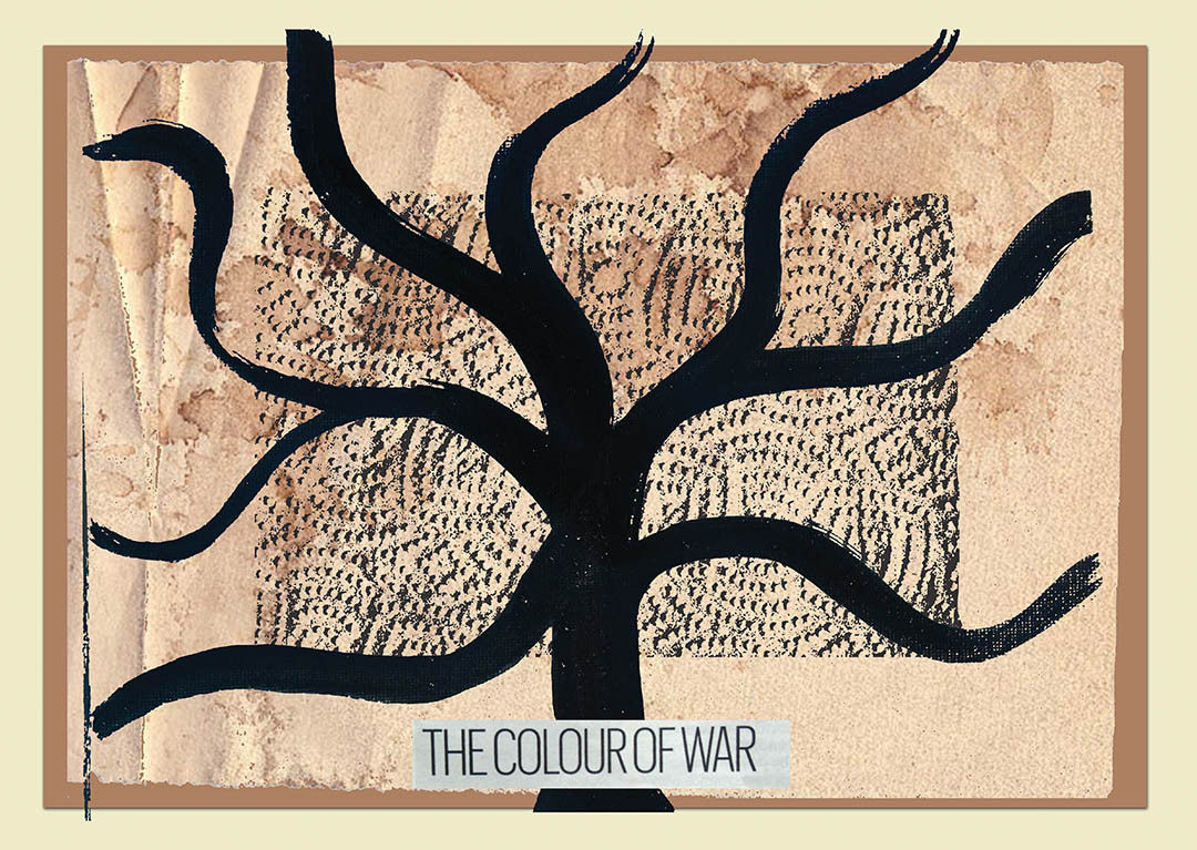 the colour of war