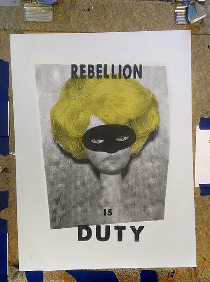 Rebellion is Duty